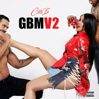 Cardi B - GBMV2 (Gangsta Bitch Music Vol. 2) (2017) - Album Download, Itunes Cover, Official Cover, Album CD Cover Art, Tracklist