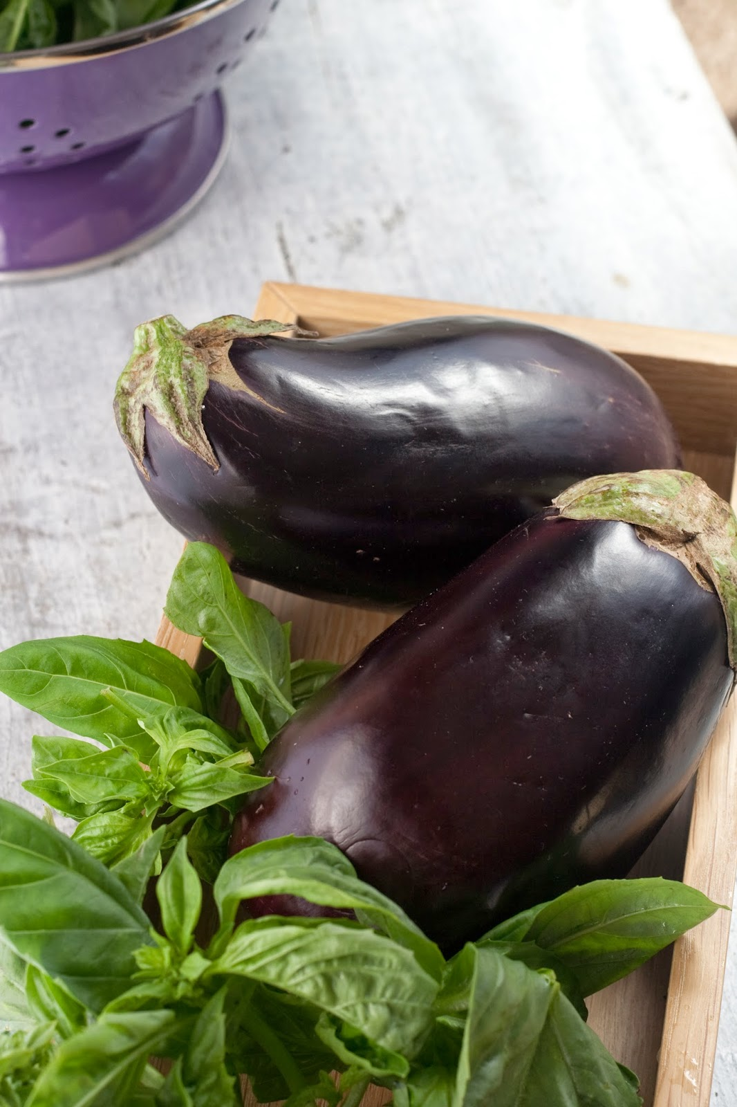 eggplant photo copyright ©karina allrich