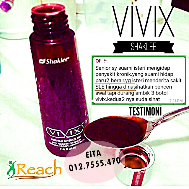 vivix untuk paru-paru berair
