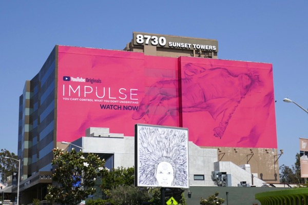 Giant Impulse season 1 YouTube billboard