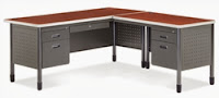 OFM Mesa Series Corner Desk