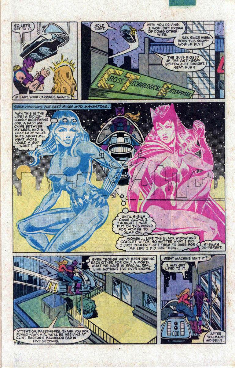 Hawkeye (1983) Issue #1 #1 - English 7