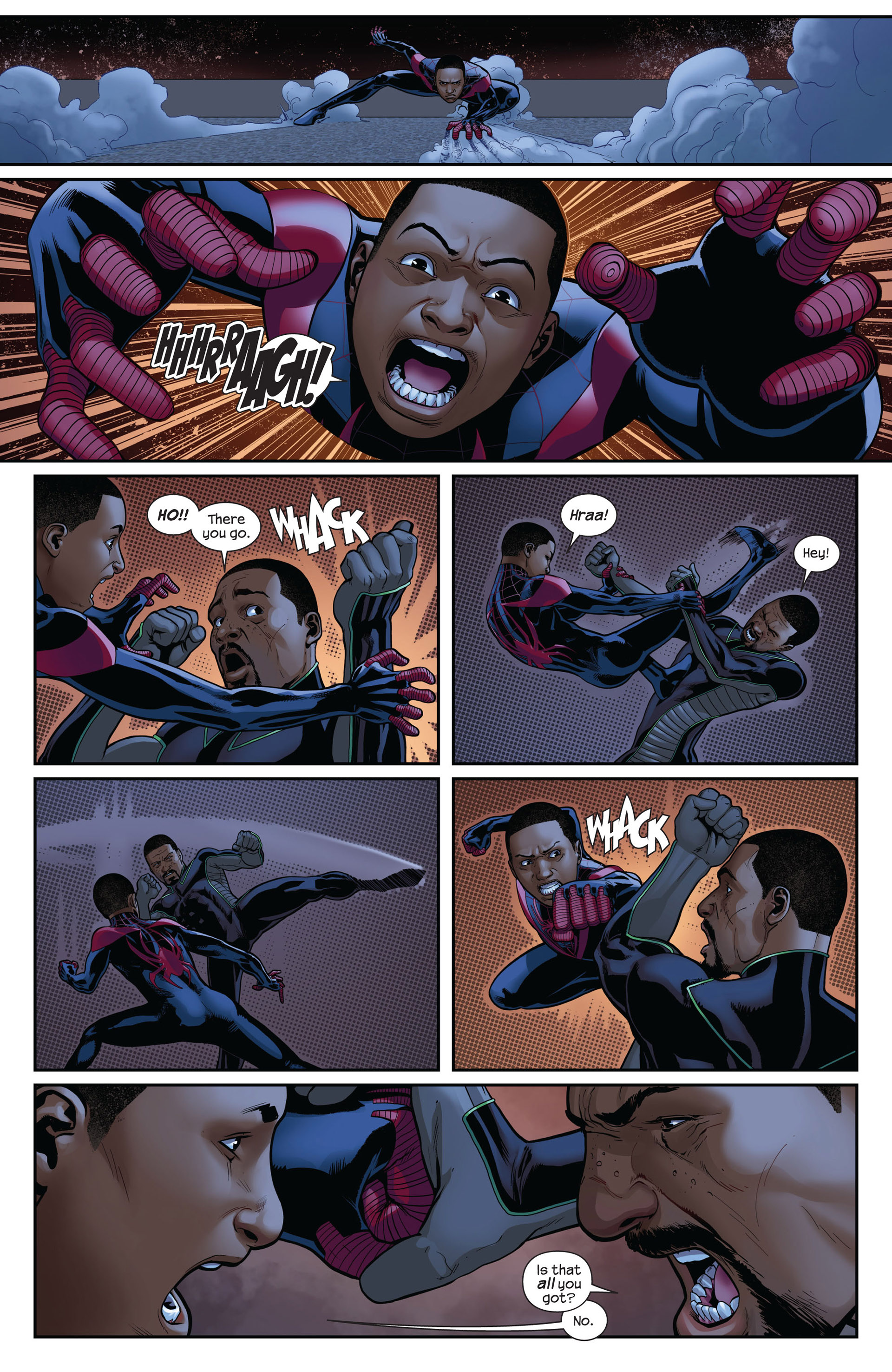 Read online Ultimate Comics Spider-Man (2011) comic -  Issue #10 - 8