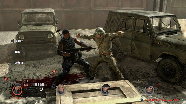 The-Expendables-2-Videogame-Game-Download