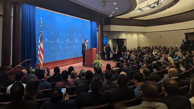 Bukele Anuncia en Washington que El Salvador no apoyará a Nicaragua ni Venezuela