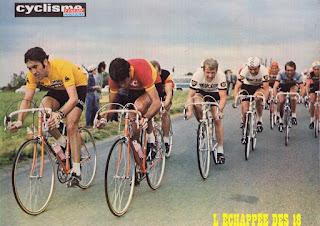 Tour de France 1972, Eddy Merckx.
