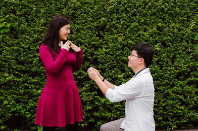 Proposing to a Girl Singapore:A Bunny Marriage Proposal To Sweet Bunny - Lifestyle , Beauty & Travel Blogger Living in Singapore
