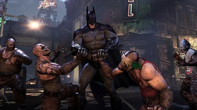 تحميل لعبة Batman Episode 2 على الكمبيوتر برابط مباشر