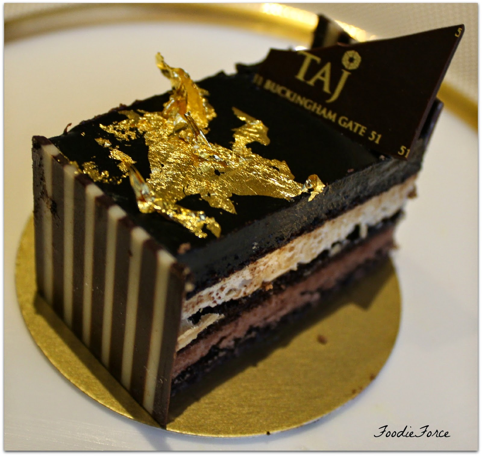 24 Karat Afternoon Tea