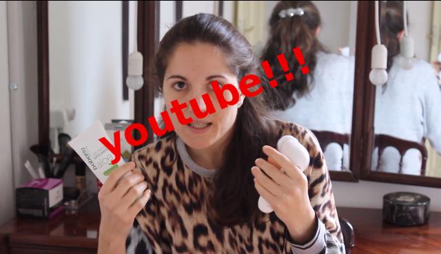 Vídeo>>> LImpieza facial con el cepillo eléctrico de Braun!