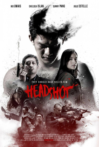 Headshot [2016] [DVDR] [NTSC] [Custom-HD] [Subtitulado]