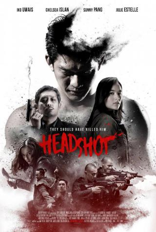 Headshot [2016] [DVDR] [NTSC] [Custom-HD] [Latino]