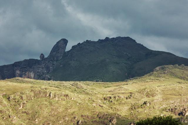 Pico do Itacolomi, em Ouro Preto