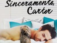 Resenha Sinceramente, Carter - Sinceramente, Carter # 1 -  Whitney G.