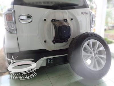 Melepas Roda Cadangan Daihatsu Terios