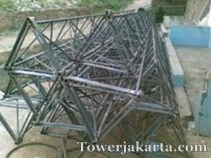 Pabrikasi Tower triangle6