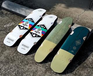 アーバースケートボード ハイブリッドロングスケートボードの魅力がヤバイ