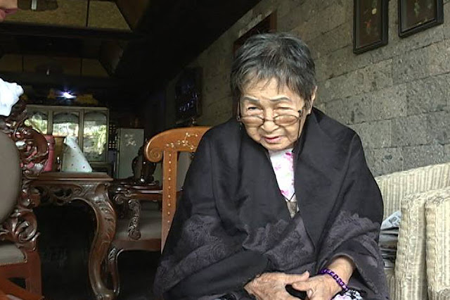 The Last Living Sibling Of Former President Ferdinand Marcos Speaks Up!