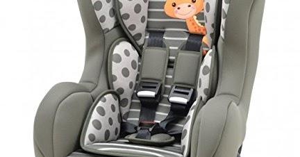 Osann Kindersitz Safety Plus NT Zebra Baby Kindersitz Autositz Auto KFZ 0-18 Kg