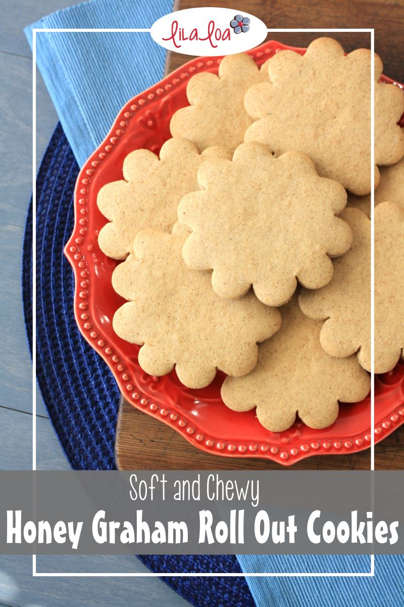 Easy graham cracker recipe that doesn't spread and stays soft