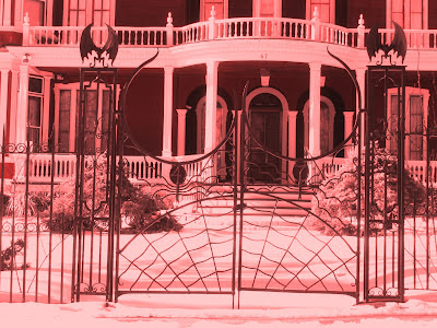 Stephen King's fence