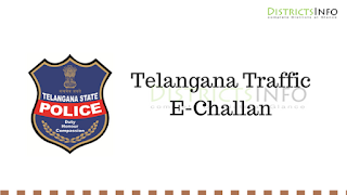Telangana Traffic E-Challan
