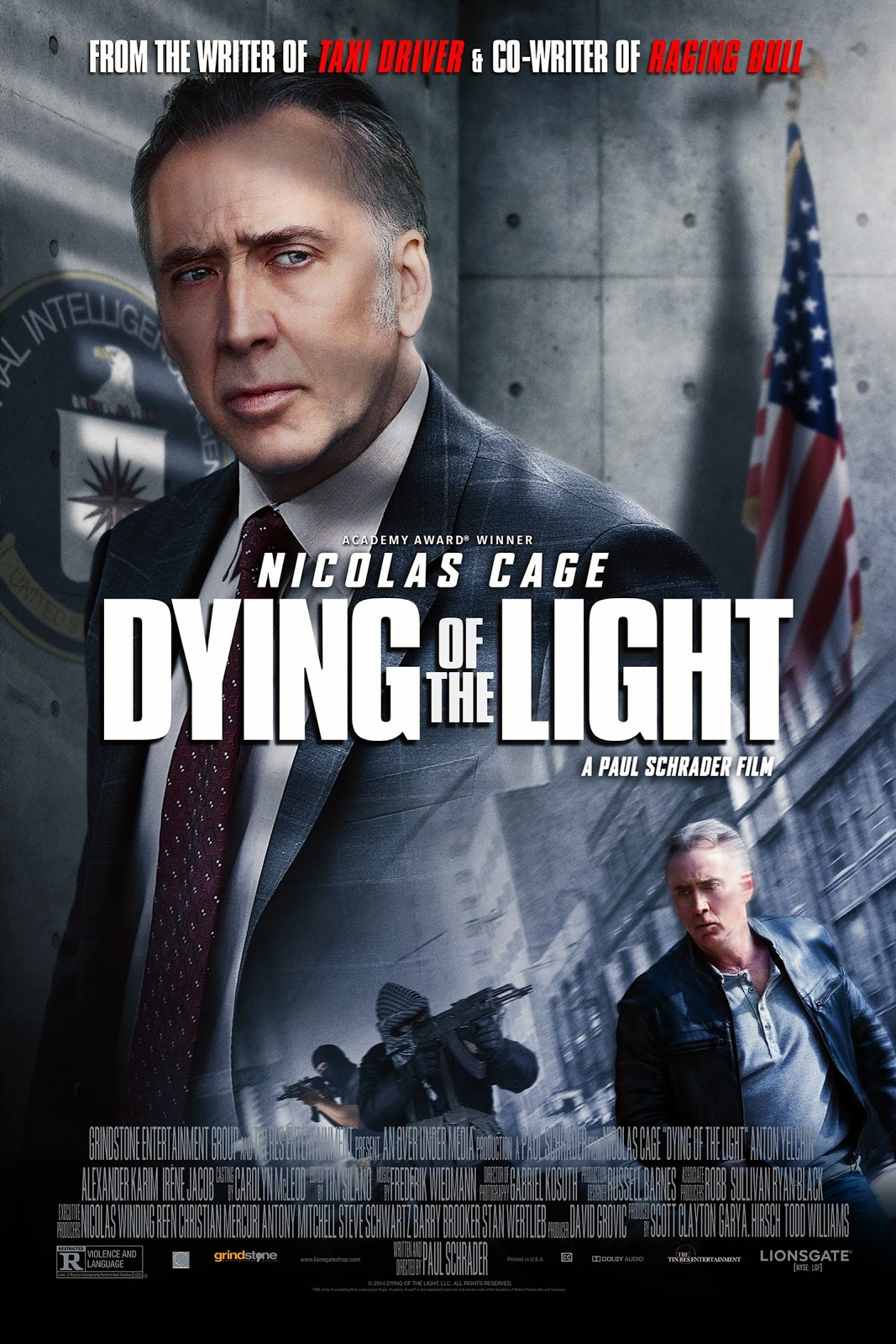 Dying of the Light 2014 - Full (HD)