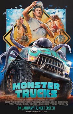 Monster Trucks 2016 DVD R1 NTSC Latino