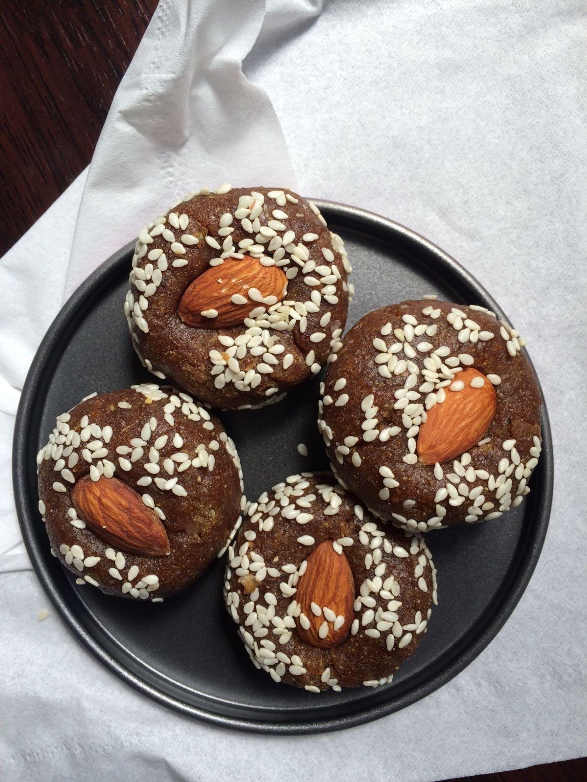 Batheeth   No-Bake Emirati Dates Cookie