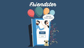 Friendster Muncul Kembali dengan Wajah Baru