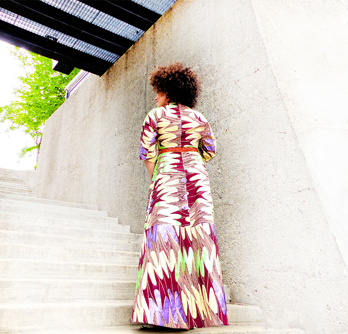 oonaballoona   by marcy harriell   sewing blog   Vogue 1239 : Wrap me in Rucci