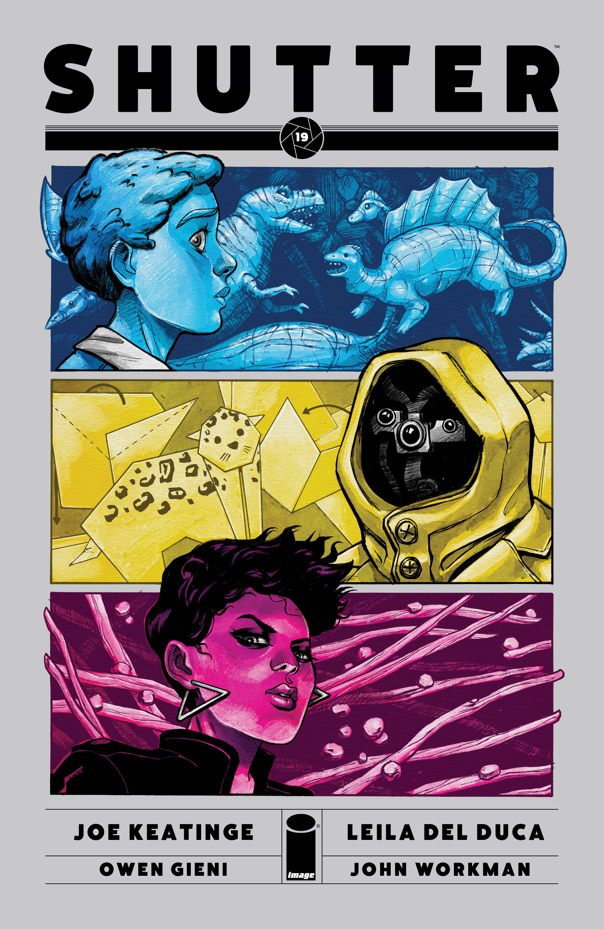 Read online Shutter comic -  Issue #19 - 1