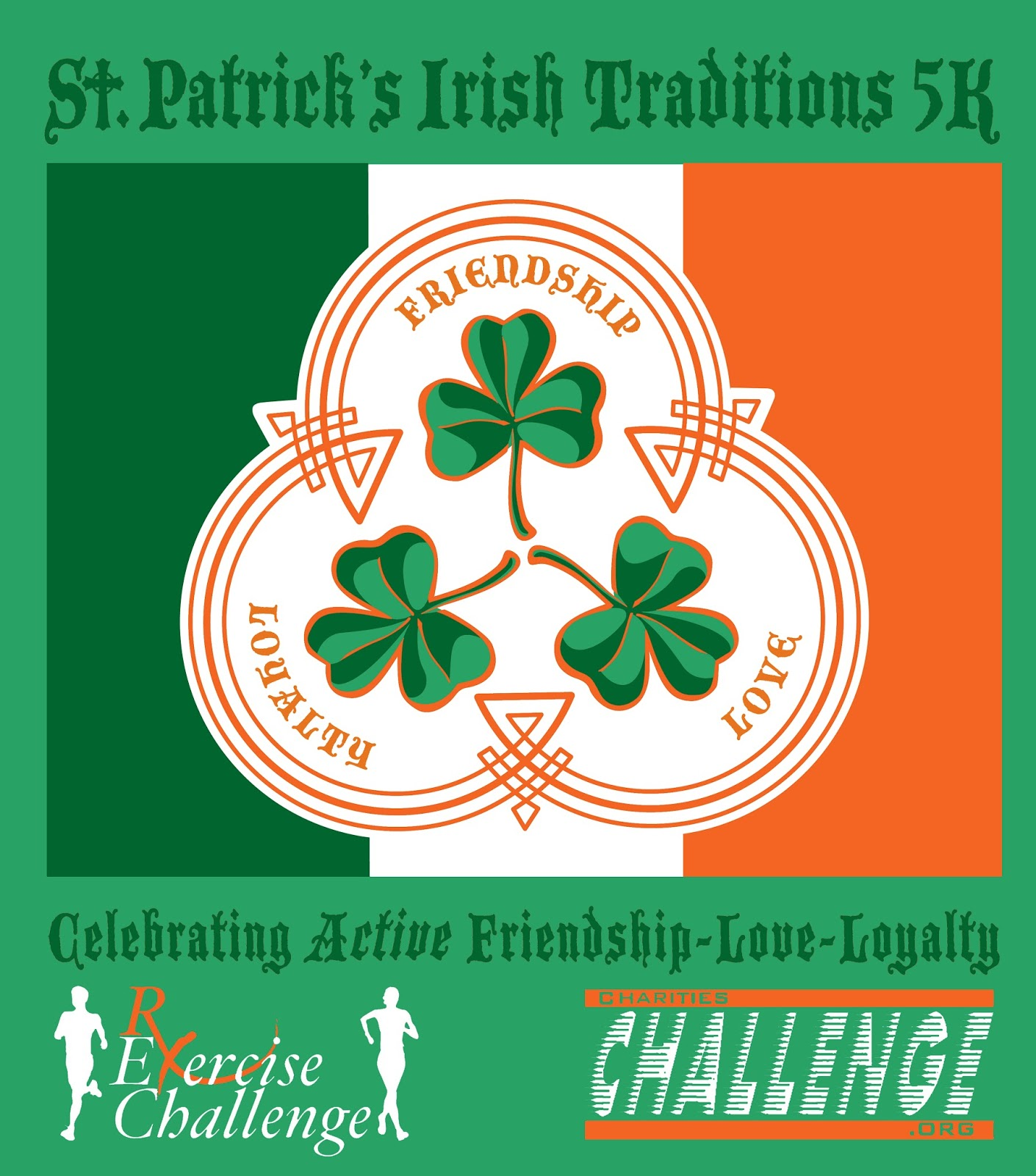 RxExerciseChallenge: St Patrick's Irish Traditions 5k ...