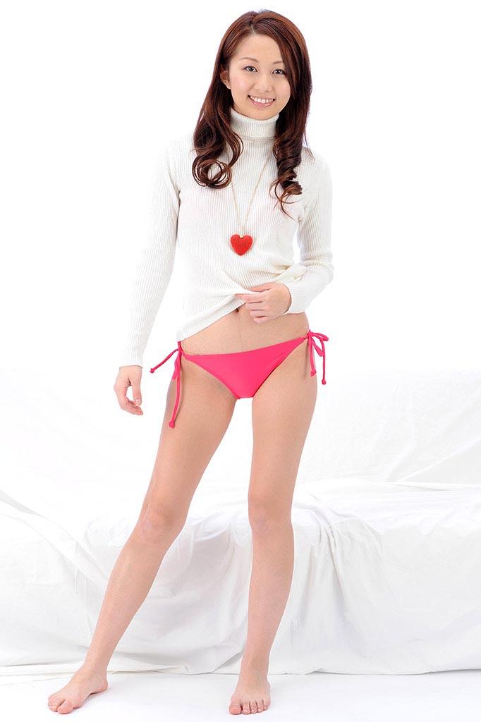 konomi sasaki pink bikini pic 3
