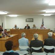 Τοπικό Συμβούλιο Κερατέας: Ομόφωνη καταψήφιση της παραχώρησης χώρου για την διάθεση προϊόντων στην Κερατέα και μομφή κατά της προέδρου.