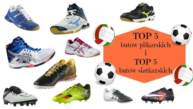 TOP 5: butów piłkarskich i butów siatkarskich | Futbolsport i allsports