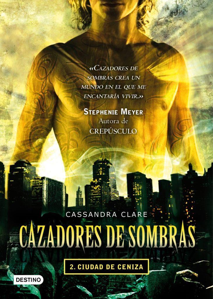 Cazadores de sombras 2: Ciudad De Ceniza – Cassandra Clare [AudioLibro] [Voz Humana]