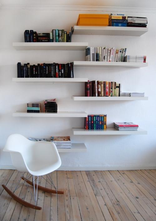 Hommie Lack Shelves