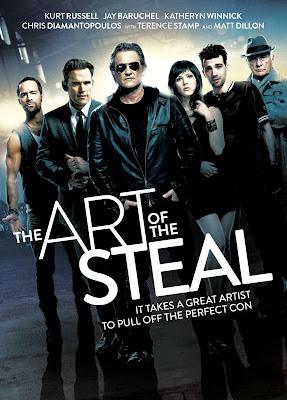 The Art of the Steal (2013) ขบวนการโจรปล้นเหนือเมฆ