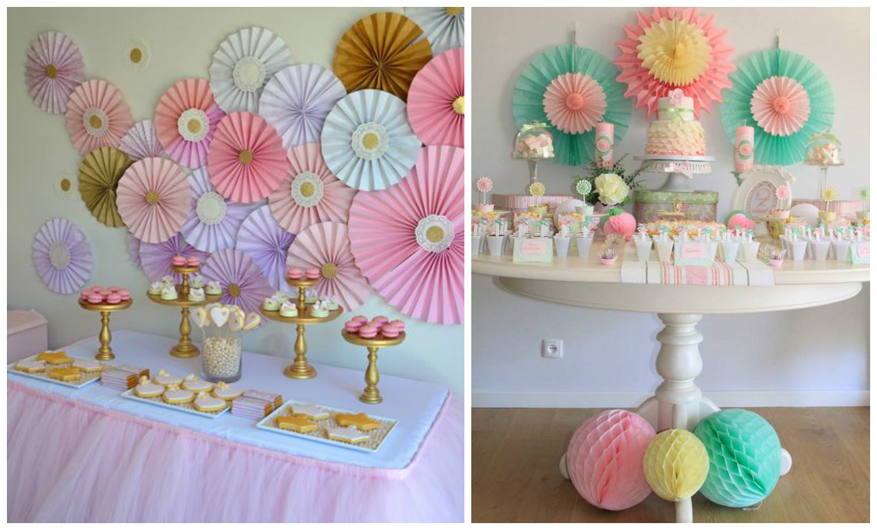 Ideas decoracion fiesta latest new year with ideas - Adornos de papel para fiestas ...
