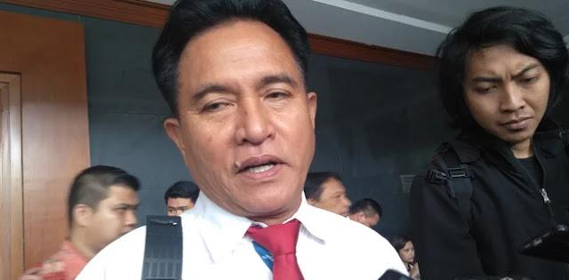 Ketua Pemenangan Pemilu PBB Bantaeng Wafat Kena Panah, Yusril Terpukul
