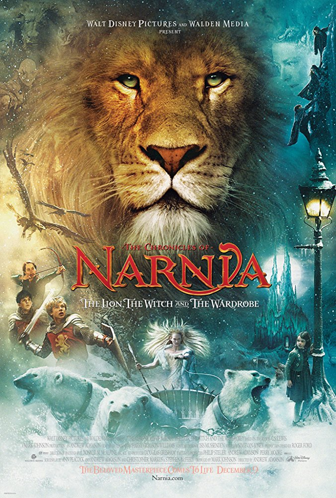The Chronicles of Narnia 1 (2005) Hindi Dubbed 720p BDRip 1.1GB & 350MB