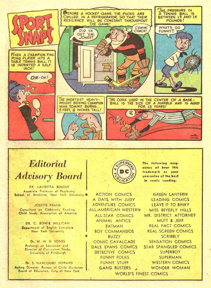 Read online All-Star Comics comic -  Issue #46 - 26