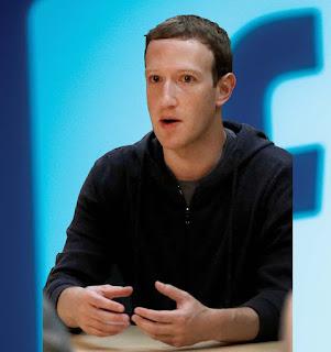 Report: FTC considers Zuckerberg's supervision of Facebook