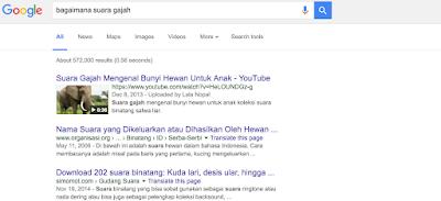 Google Bisa Menirukan Suara Hewan
