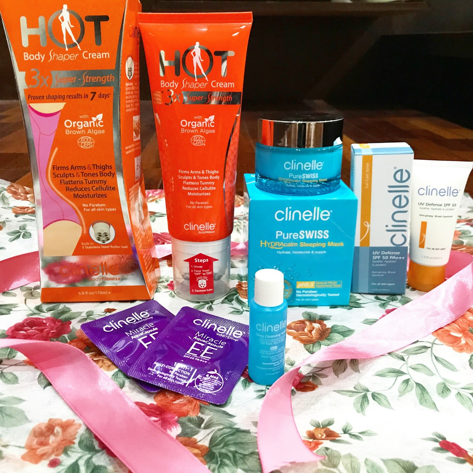[Beauty Review] 7 Secrets For Happy Skin by Clinelle