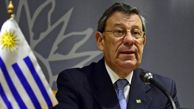"""Uruguay denuncia """"bullying"""" contra Venezuela en el Mercosur"""