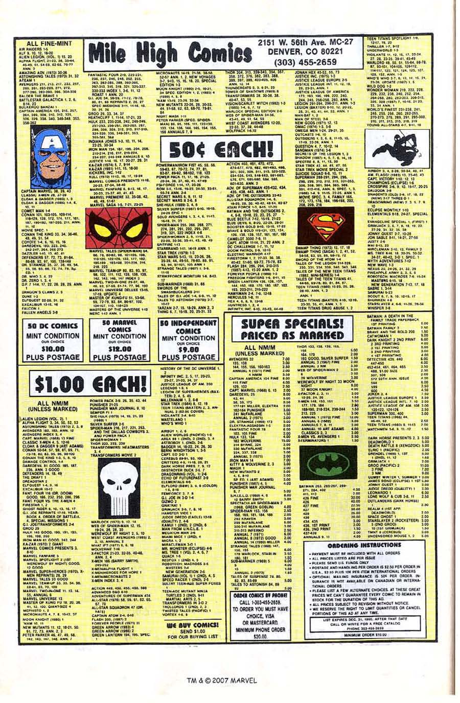 Read online Silver Surfer (1987) comic -  Issue #35 - 30