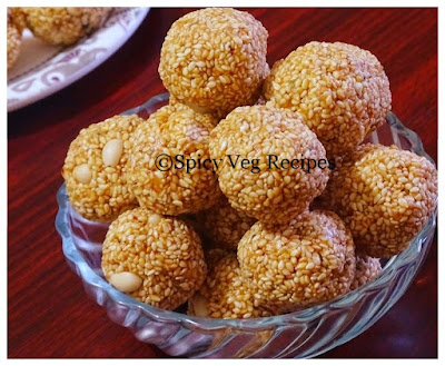 Til -Ke-Ladoo-Sesame-Candy-veg-recipes-