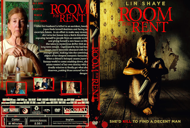 Room for Rent DVD DVD Cover
